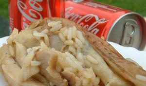 Le poulet au coca cola