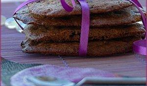 Cookies au chocolat et noix de macadamia