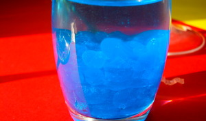 Cocktail Blue Apollo