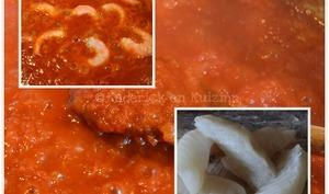 Dos de Cabillaud sauce épicée