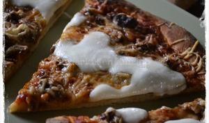 Pizza Bolognaise Épicée