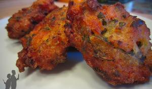 Galettes de tomates grecques