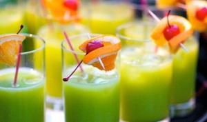 Cocktail aux épices