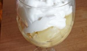Un dessert de flemmarde