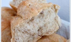Petits pains rapides .