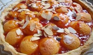 Ma tarte aux abricots et sa pâte sablée maison facile