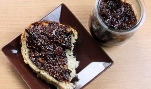 Confiture figues et chocolat