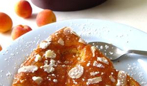 Amandine d'abricots
