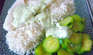 Filets de panga sauce sublime