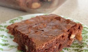 Des Brownies pour mon Chéri