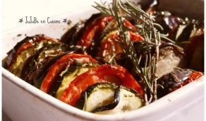 Tian de légumes provençaux