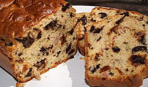 Cake aux saveurs du Sud