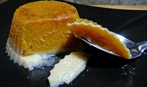 Gâteau de patate douce