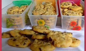 L'histoire des 84 cookies