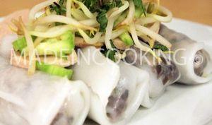 Raviolis au porc vietnamien