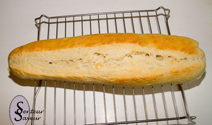 Un bon pain maison