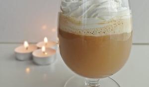 Café à la crème de whisky maison