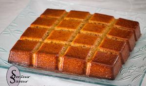 Gâteau au chocolat blanc et aux spéculoos