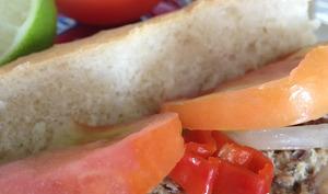 Le sandwiche inavouable aux sardines