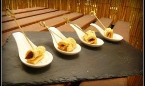 Tandoori d'omelette