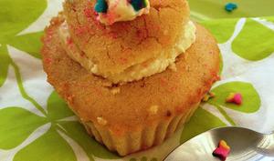 Les cupcakes Pina colada