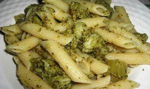 Penne aux broccolis