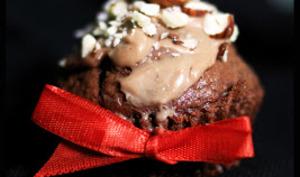 Cupcakes aux noisettes et au Nutella®