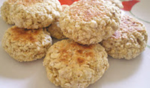 BISCUITS MOELLEUX A L'AVOINE