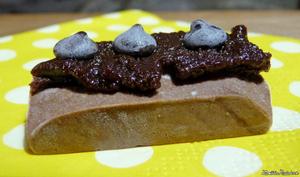 Triple Chocolate Nutella Fudge
