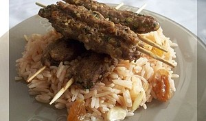 Kebab à ma façon