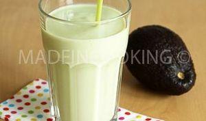 Ces milk shakes ne sont pas en bois