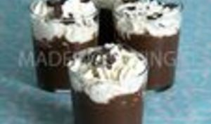 Crème au chocolat Viennoise