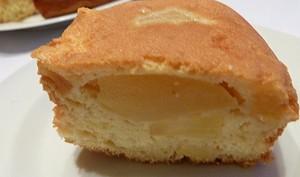 Gâteaux de pommes au lait fermenté