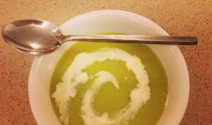 La petite soupe poireau pomme de terre