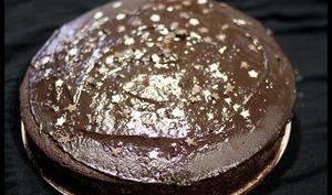 Chloé Délice: Gâteau au chocolat et son glaçage