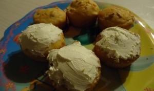Mini muffins lardons fromage