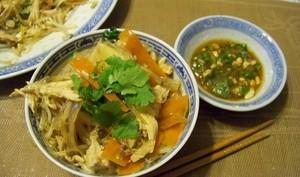 Légumes sautés au wok
