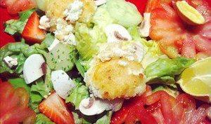 Sweet salade