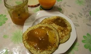 les pancakes de Natly et pancakes aux graines de pavot