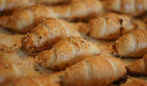 Croissant Saumon Estragon