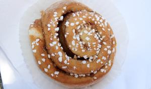 Kannelbullar, le petit pain à la cannelle