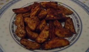 Potatoes maison aux épices