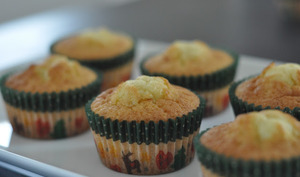 Cupcakes sans sucre