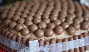 Layer Cake Fingers Maltesers