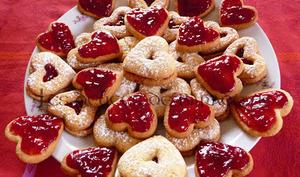Biscuits coquins