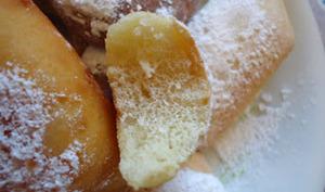 Beignets de boulangers au four