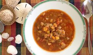 La soupe de poisson