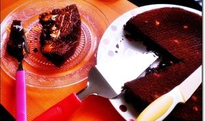 Brownie au Cacao / Gâteau sans gluten