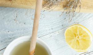 Grog citron et thym