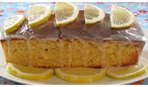 cake au citron ultra citronné